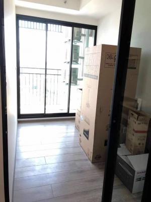 For RentCondoBangna, Lasalle, Bearing : ❤️ new room, new furniture walk to BTS Bearing 12,000baht❤️For Rent 👉KNIGHTSBRIDGE SUKHUMVIT 107 THB 12,000BTS BEARING 580M.ONE BEDROOM PLUS 33SQ. 23 FLOOR FULLY FURNISHED