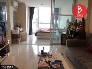 For SaleCondoPattanakan, Srinakarin : Condominium for sale, Element Srinakarin, Prawet, Bangkok.