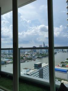 For SaleCondoRama3 (Riverside),Satupadit : Shock Price! ! Menam Residence 1 Bedroom Size : 49.02 Sq. m River Views
