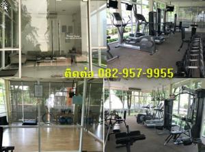For RentCondoRama9, RCA, Petchaburi : Condo for rent I House Rama9 7,000.- / month