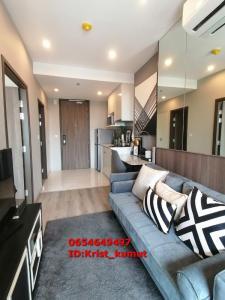 For SaleCondoOnnut, Udomsuk : Sell Ideo Mobi Sukhumvit 66 1 bedroom 1 bathroom Interested call 065-464-9497