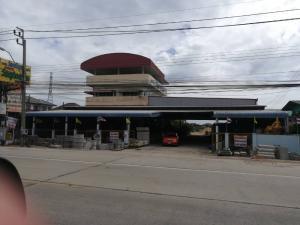 For RentWarehouseBangbuathong, Sainoi : BST119 Warehouse for rent 1,000 sq m. Land 1 rai with office 100 sqm., next to Ban Kluay Sai Noi Road, Nonthaburi Km 9