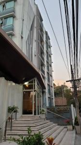 For SaleCondoSukhumvit, Asoke, Thonglor : Condo for sale at The Crest Soi Sukhumvit 49.