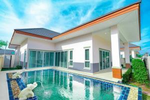 ขายบ้านพัทยา บางแสน ชลบุรี : pool villa Pattaya