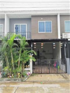 For SaleTownhouseNawamin, Ramindra : Townhome for sale, The Colors, Wongwaen-Ramintra, chic design, cheap price