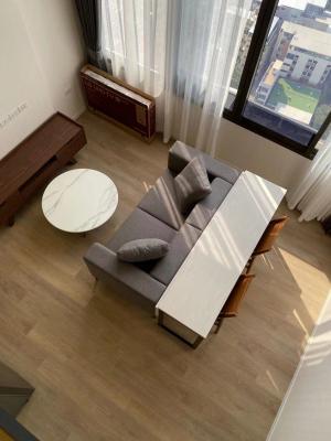 For RentCondoOnnut, Udomsuk : Siamese Sukhumvit 87 Duplex Unit ready to move in