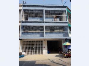 ขายตึกแถว อาคารพาณิชย์พระราม 3 สาธุประดิษฐ์ : (เจ้าของขายเอง) อาคารพาณิชย์ 4 ชั้น 2 คูหา ซอยสาธุประดิษฐ์ 31 ช่องนนทรี ยานนาวา ใกล้เซ็นทรัล พระรามสาม ทำเลดีเยี่ยม