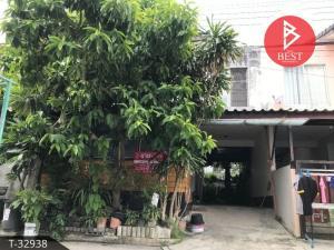 For SaleTownhouseSamrong, Samut Prakan : 2 storey townhouse for sale, Raimond Park, Bang Pla, Samut Prakan.