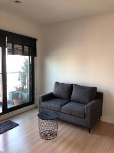 For RentCondoSathorn, Narathiwat : Condo for rent, The Seed Mingle Sathorn - Suanplu, 18th floor, corner room