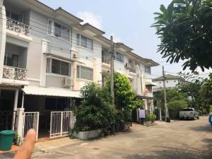 For SaleTownhouseNawamin, Ramindra : 3-storey townhouse for sale, Nuanchan 64, Supalai Ville Village.