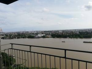 For RentCondoRama3 (Riverside),Satupadit : For rent 25,000 rooms Riverfront 2bedrrom