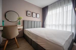 For RentCondoOnnut, Udomsuk : Condo for rent, Regent Home Sukhumvit 97-1, 28 sqm., beautiful room, fully furnished, with washing machine K1933
