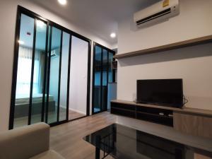 For RentCondoBangna, Lasalle, Bearing : 🔥🔥Hot Deal!🔥🔥 Notting Hill Sukhumvit 105 for rent, size 26 sqm., 2nd floor, 1 bedroom, 1 bathroom, BTS Bearing[Code:A269]