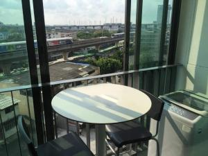 For RentCondoOnnut, Udomsuk : 🔥🔥Hot Deal!🔥🔥 For rent Ideo Blucove Sukhumvit, studio room. Size 26.70 sq.m., 7th floor, BTS Udom Suk [Code:A275]