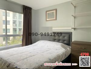 For RentCondoPattanakan, Srinakarin : Condo for rent, Lumpini Ville On Nut - Phatthanakan, beautiful room, ready to move in.