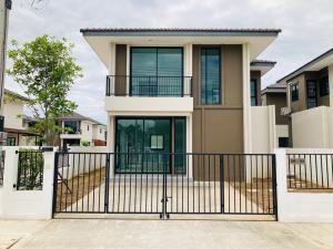 ขายบ้านเชียงใหม่ : ขายบ้านโครงการ ดิเออบาน่า6 By Palm Springs ลดราคาพิเศษ!!