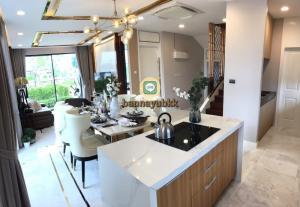 ขายบ้านสำโรง สมุทรปราการ : ขาย บ้านเดี่ยว พานารา เทพารักษ์ PANARA Thepharak มือหนึ่ง บ้านสวย สไตล์โมเดิรน์ เนื้อที่เยอะ บนทำเลทอง