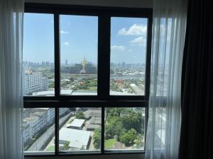 For SaleCondoPinklao, Charansanitwong : The tree rio Condo Mrt 0 2 bad 2 bathrooms 20 floorGood view Coner room