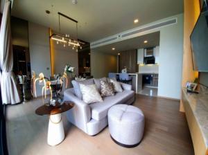 For SaleCondoSukhumvit, Asoke, Thonglor : A64-016 Condo for sale Celes Asoke, 18th floor, size 86 sq.m., 2 bedrooms, 2 bathrooms, luxury condo in the heart of the city Luxury Condominium