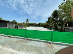 For RentLandPattaya, Bangsaen, Chonburi : Land for rent, Mueang Subdistrict, size 3 ngan, 51 square meters, Liap Khlong Chon Buri Road, Bang Phra, Chonburi Province