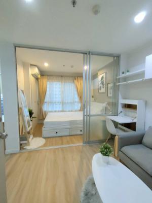 For SaleCondoRattanathibet, Sanambinna : SE003 Condo for sale, Lumpini Park Rattanathibet-Ngamwongwan (LPN Park Rattanathibet), new renovate room.