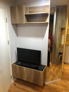 For RentCondoBang kae, Phetkasem : For rent, Lumpini Park Phetkasem 98, beautiful room, ready to move in, fully built-in 🤣