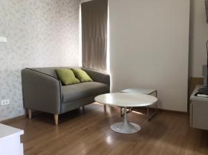 For RentCondoRamkhamhaeng, Hua Mak : 😘😘 For rent D Condo Ramkhamhaeng 9 😘😘 Corner room near 7-11 near the entrance and exit, ready to move in 👍👍