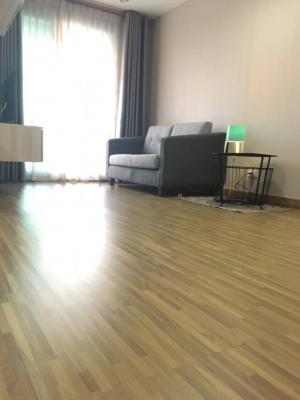 For RentCondoBangbuathong, Sainoi : Condo for rent, The Iris Bang Yai, 1 bedroom, 33 sq m, 8/6500 baht floor, near Central Bang Yai, big room