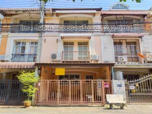For SaleTownhouseNawamin, Ramindra : House for SALE, 3-Storey Townhome, Sai Mai Road, Cheap Price