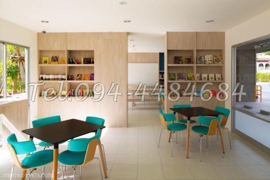 For RentCondoPattanakan, Srinakarin : For rent Lumpini Ville On Nut - Phatthanakan CondoFurnished Price 6,500 Bath Size 26 Sqm.Studio Floor 3 Building B