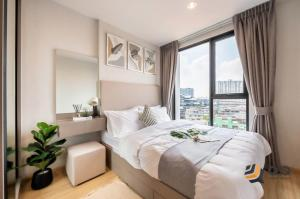 For SaleCondoThaphra, Wutthakat : For Sale  The Privacy Thaphra Interchange  1Bed , size 25 sq.m., Beautiful room, fully furnished.
