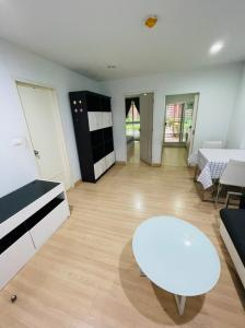 For RentCondoLadprao101, The Mall Bang Kapi : Condo for rent, the niche, Ladprao 130, large room, 44 sqm, beautiful, very cheap