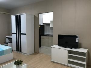 For RentCondoPinklao, Charansanitwong : Condo for rent, Unio Charan 3, beautiful room, ready to move in, near MRT Tha Phra station 900 meters