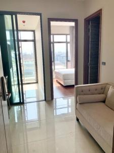 เช่าคอนโดอ่อนนุช อุดมสุข : For rent!! 1 bed 30 sq.m. 11,000 B/month at Mayfair Place Suk 50