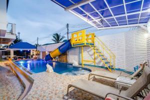 For SaleHouseHua Hin, Prachuap Khiri Khan, Pran Buri : House for sale, Pool Villa Hua Hin, near the sea, new condition