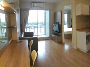 For SaleCondoRattanathibet, Sanambinna : W0149# Condo for sale, Lumpini Ville Pibulsongkram - River View, size 28 sq.m., 20th floor, 1 bedroom, 1 bathroom, selling price 1.95 million baht.