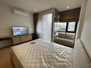 เช่าคอนโดสุขุมวิท อโศก ทองหล่อ : [ให้เช่า] Maru Ekkamai 2 : คอนโด 1 ห้องนอน ขนาด 29.50 ตร.ม. ชั้น 9 ห้องใหม่ พร้อมเข้าอยู่