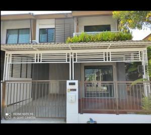 For RentTownhousePattanakan, Srinakarin : 🔥🔥 Pruksa Ville 74 Phatthanakan 38 project, beautiful house to live in 🔥🔥
