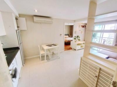 For RentCondoSukhumvit, Asoke, Thonglor : 3623-A😊 For RENT 1 bedroom for rent 🚄 near BTS Ekkamai 🏢 Le Nice Ekamai Le Nice Ekamai 🔔 Area: 40.444 sq m Rent: 23,000฿📞O88-7984117,O65-9423251✅LineID:@sureresidence