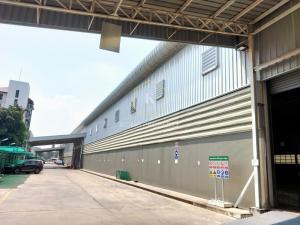 For RentWarehouseBang Sue, Wong Sawang : Warehouse for rent, 1,800 sq.m., Prachachuen area, Bang Sue district, good location, convenient transportation