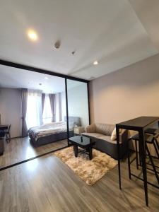 For RentCondoRatchathewi,Phayathai : Condo for rent, Ideo Mobi Rangnam, 14th floor, new room, good position, beautiful view, not hot