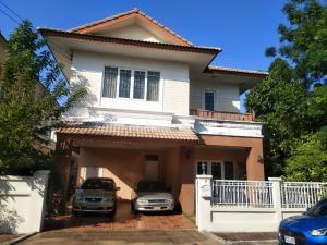 For SaleHouseKaset Nawamin,Ladplakao : Single House Sinthana Nawamit 50