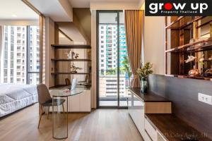 เช่าคอนโดสุขุมวิท อโศก ทองหล่อ : GPR11312  :  Celes Asoke (เซอเลส อโศก)  For Rent 35,000 bath💥 Hot Price !!! 💥