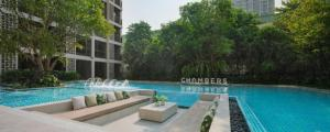 For SaleCondoOnnut, Udomsuk : 1 Bed for sale,Chamber Condo, close to Bts On Nut, beautiful view The best price!!,Call now 062-424-5474