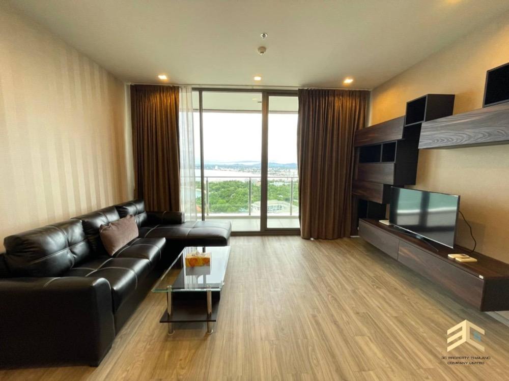 For SaleCondoPattaya, Bangsaen, Chonburi : Beautiful sea view : Baan Plai Haad Wongsamat
