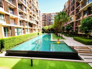 For RentCondoPhuket, Patong : Zcape 3 condo near Central Foresta Mall for rent