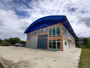 For RentWarehouseNakhon Pathom, Phutthamonthon, Salaya : Warehouse for rent with office, 2 floors, Salaya, Phutthamonthon Sai 5, Sampran District, Nakhon Pathom Province.