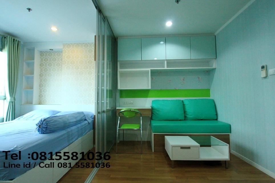 เช่าคอนโดพระราม 9 เพชรบุรีตัดใหม่ : ให้เช่า คอนโด ลุมพินี พาร์ค พระราม 9 – รัชดา  (L.P.N. Park Rama 9-Ratchada) ใกล้ RCA และ โรงพยาบาลปิยะเวช  ขนาด 23 ตร.ม  อาคาร A ชั้น 6 1 ห้องนอน 1 ห้องน้ำ ครัวเปิด