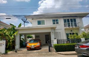 For SaleHouseNonthaburi, Bang Yai, Bangbuathong : House for sale Perfect Park Bang Yai 59 sq m.