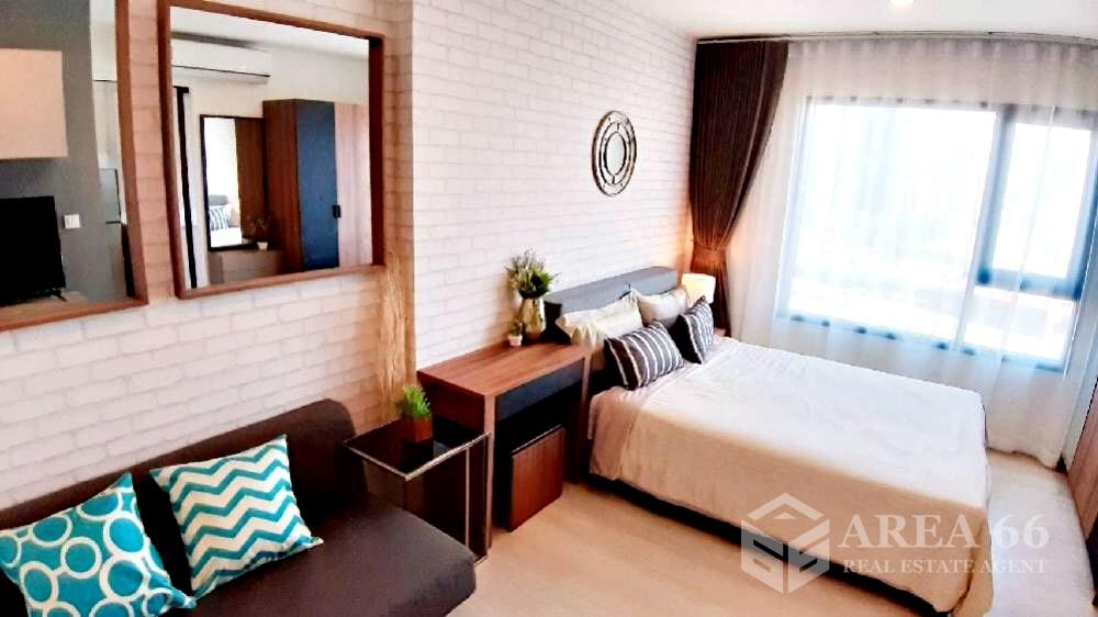 ขายคอนโดพระราม 9 เพชรบุรีตัดใหม่ : 🔥ขายถูกมาก!!!🔥คอนโดพร้อมอยู่ ติด MRT เพชรบุรี ขายคอนโด Life Asoke (ไลฟ์ อโศก) ห้องสวย ชั้นสูง วิวดี เฟอร์จัดเต็ม!!!